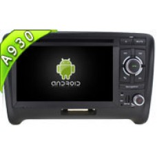 Android 9.0 AUDI TT 2006-2015 (W2-RD7625)