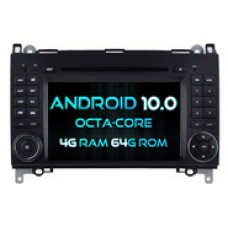 Android 10 MERCEDES-BENZ A/B CLASS (W2-RVT5716)