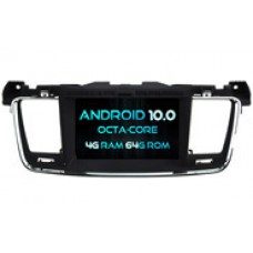 Android 10  PEUGEOT 508 (W2-RVT5637)