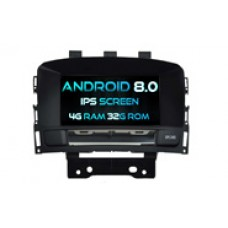 Android 8.0 OPEL ASTRA J (W2-V5754)